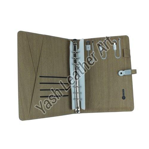 Diary & Power Bank Set
