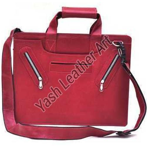 PU Leather Office Bag