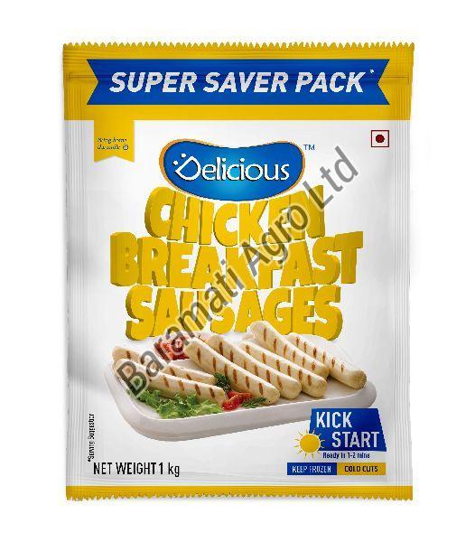 1kg Chicken Breakfast Sausage