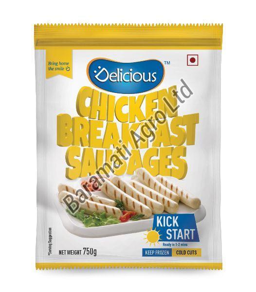 750g Chicken Breakfast Sausage