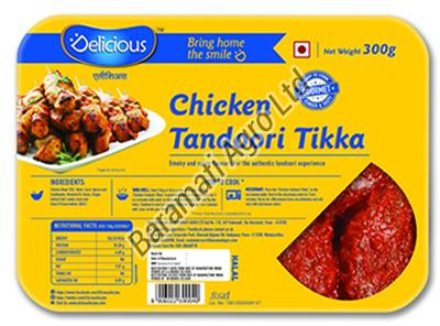 Chicken Tandoori Tikka