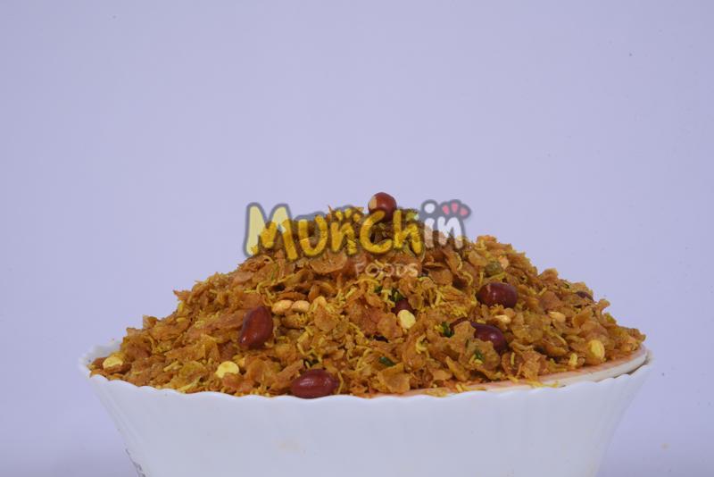 Wheat Chivda Namkeen
