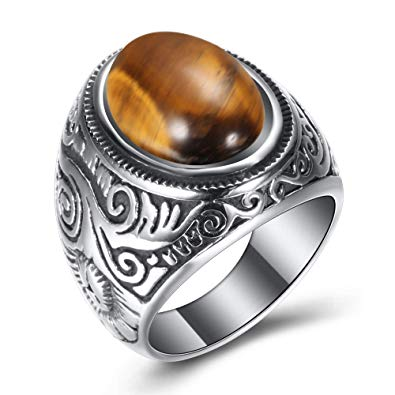 Artificial Mens Ring
