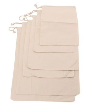 Cotton Pouch Bag