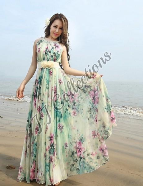 Beach Gown
