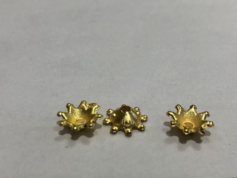 Star Bead Caps