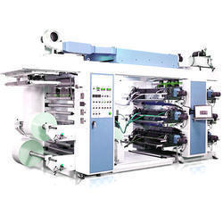 Thermal Paper Roll Printing Machine