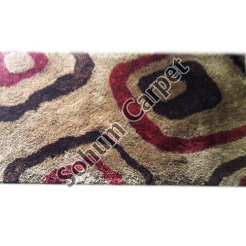 Bathroom Shaggy Carpet