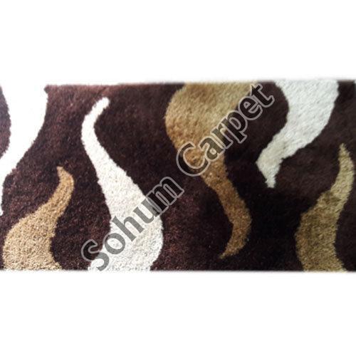 Colorful Shaggy Carpet