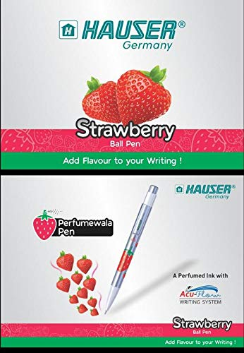 BALL PEN STRAWBERRY KHUSHBOO WALA HAUSER