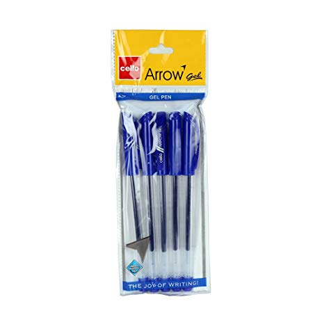 GEL PEN ARROW CELLO