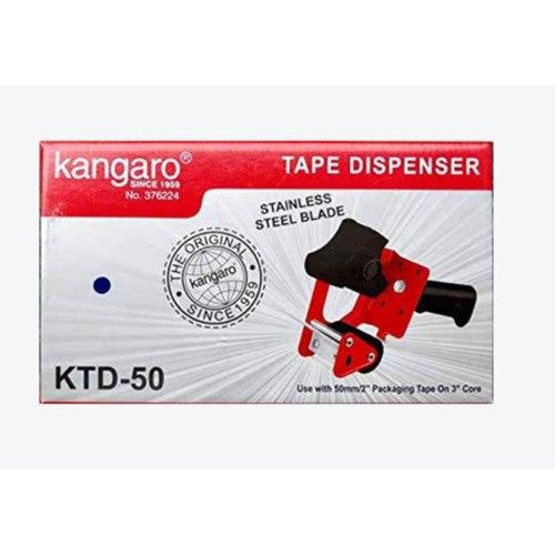 TAPE DISPENSER CUTTER DUAL KTD-50 KANGARO