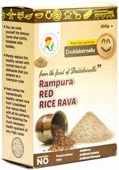 Red Rice Rava