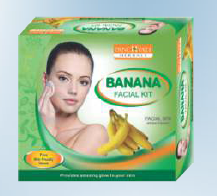 Panchvati Banana Facial Kit