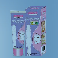 Panchvati Face & Body Cleansing Scrub Gel