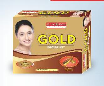 Panchvati Gold Facial Kit