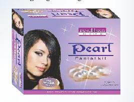 Panchvati Pearl Facial Kit
