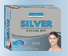 Panchvati Silver Facial Kit
