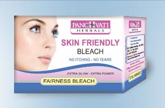 Panchvati Skin Friendly Bleach