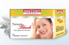 Panchvati Turmeric Bleach