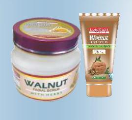 Panchvati Walnut Face Scrub