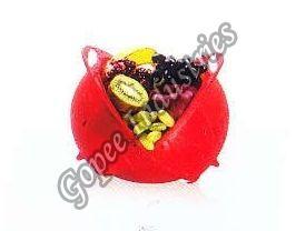 Plastic Strainer Fruit Basket