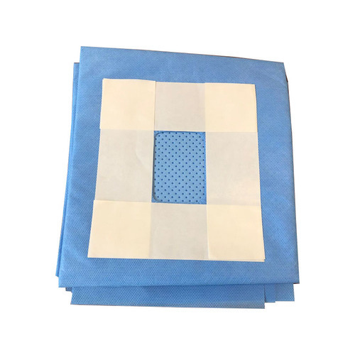 Absorbent Adhesive Surgical Drape