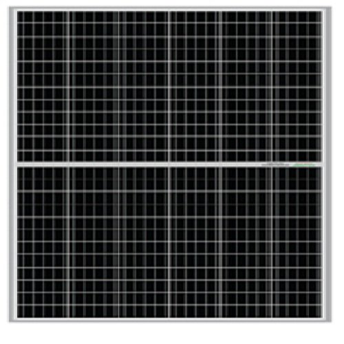 144 Cells Monocrystalline Solar Panel