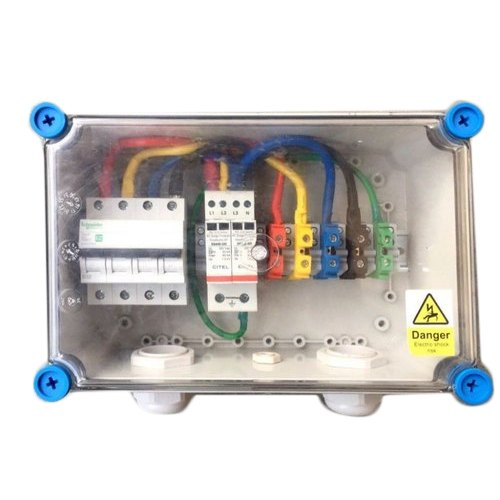 5 KW AC Power Distribution Board