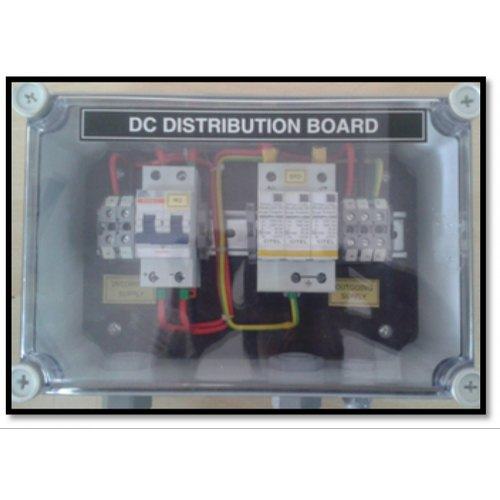 5 KW DC Power Distribution Board