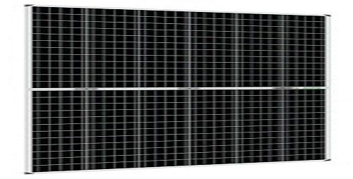 Bifacial Monocrystalline Solar Panel