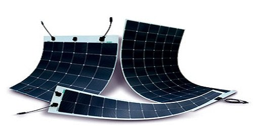 Flexible Monocrystalline Solar Panel