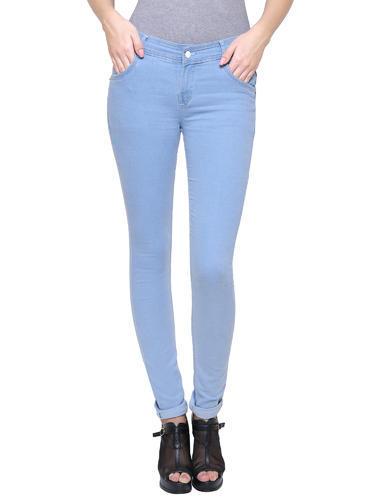 Ladies Slim Fit Jeans
