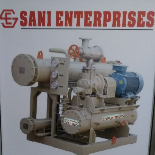 Single Screw Compressor