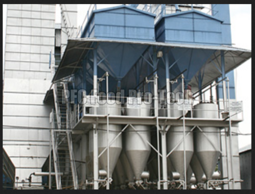 Parboiling Steaming Tank