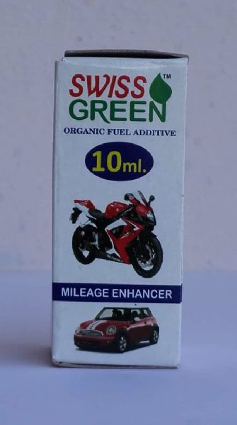 Organic Fuel Additive for all Petrol Engine