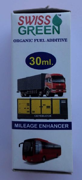 30 ml Organic Fuel Additive for all Diesel Engine