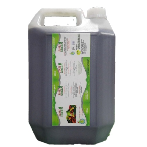 5 Ltr. Organic Growth Promoter for All Crops