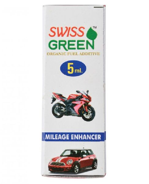 5 ml Organic Fuel Additive for all Petrol Engine
