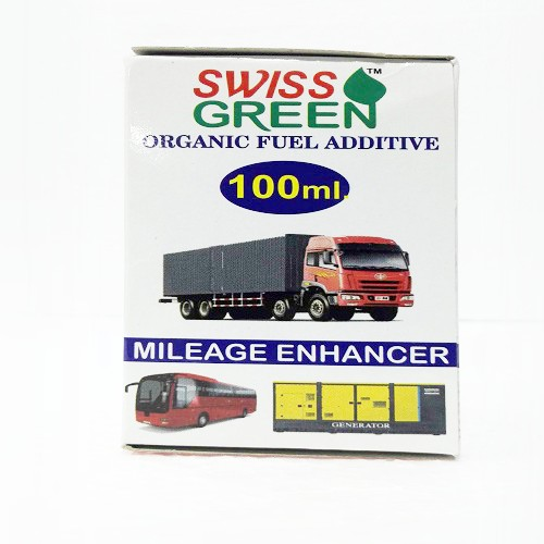 100 ml Organic Fuel Additive for all Diesel Engine