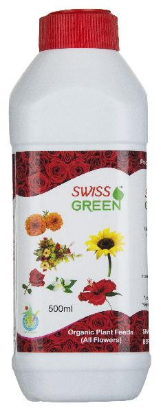 Organic Plant Feed for All Flowers