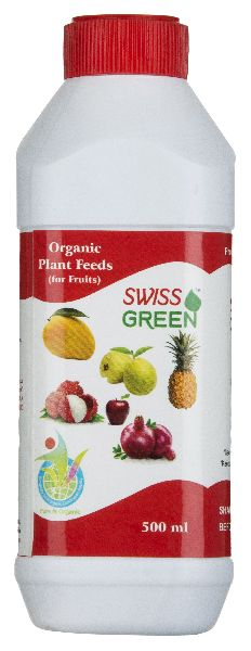 Organic Plant Feed for Fruits