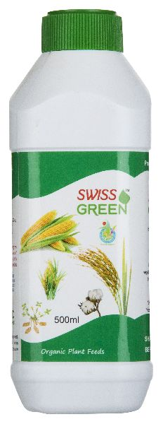 Organic Plant Feed for Wheat