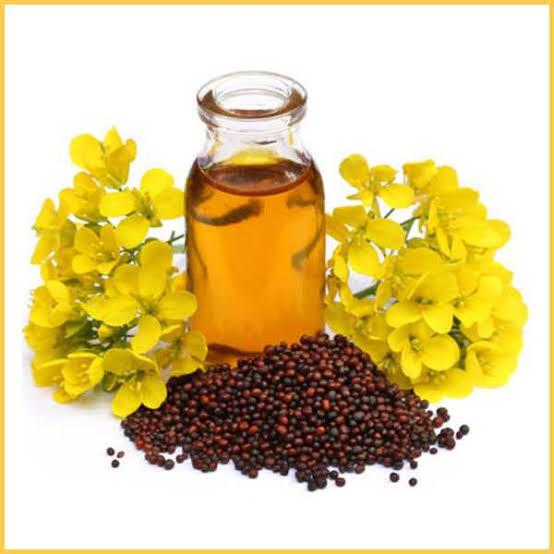 Cold Pressed Mustard Oil