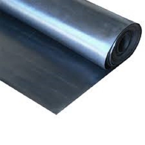 Black Silicone Rubber Sheet