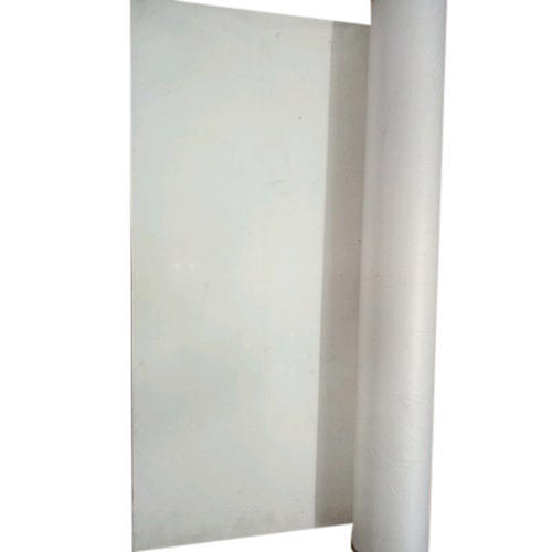 Off White Silicone Rubber Sheet