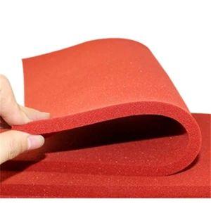 Red Silicone Rubber Sponge