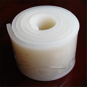Transparent Silicone Rubber Sponge