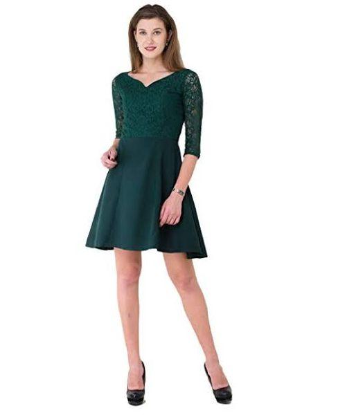 Ladies Fancy Short Dress