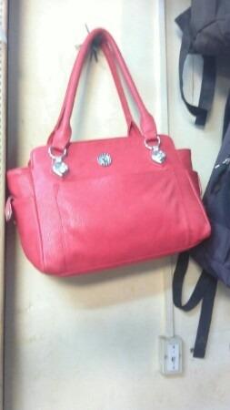 Ladies Pink Handbag